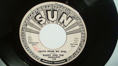 Randy And The Radiants:  My Way Of Thinking (Rare Garage Rock 45 RPM) Sun  Promo