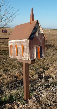 Church Mail Box