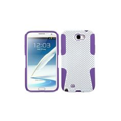 Asmyna White/ Astronoot Case for Samsung Galaxy Note II T889