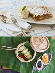 Stadthotel Brunner | Boutique Hotel | Austria | lifestylehotels.net/en/stadthotel-brunner | Food | Apfelstrudel | Austrian cuisine | asian cuisine | yummy