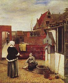 Pintura de los Países Bajos - Wikipedia, la enciclopedia libre