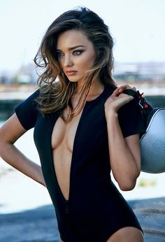 Miranda Kerr for Net A Porter | The Edit June 2014 | Chris Colls