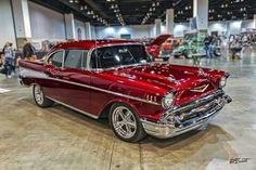 Red Bel Air Gorgeous Candy Red Chevy Bel Air loooooove this color!Gorgeous Candy Red Chevy Bel Air loooooove this color! Chevrolet Bel Air, 1957 Chevy Bel Air, Chevrolet Trucks, Bel Air Car, Chevrolet Impala, 1955 Chevy, Vintage Cars, Antique Cars, Auto Retro