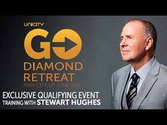 Unicity 'Go Diamond' Retreat Announcement! - New qualifying event for Unicity Americas! #Unicity #business #success