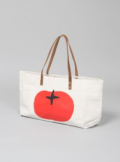 Couverture and The Garbstore - Womens - Bobo Choses - Canvas Tote Bag