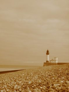 Lighthouse by John Helios