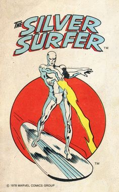 The Silver Surfer More