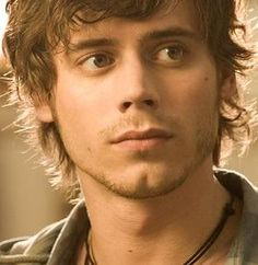 Francois Arnaud....look at those eyes!