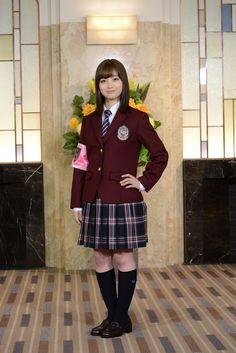 Cute School Uniforms, Girls Uniforms, School Girl Japan, Japanese School Uniform, Cute Cafe, Korean Street Fashion, Western Outfits, Occasion Wear, Japanese Girl