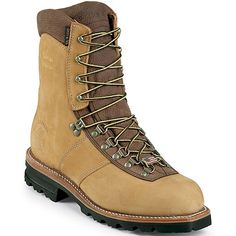 25466 Chippewa Men's Arctic WP Work Boots - Golden Tan www.bootbay.com