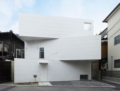 House in Minamimachi 02 by Suppose Design office | Hiroshima Aug.2008