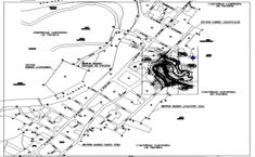 Township Master Plan CAD Drawing DWG File - Cadbull Architecture Mapping, City Architecture, Autocad, Basement Floor Plans, Central City, Cad Blocks, Cad Drawing, Construction, Location Map