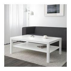LACK Couchtisch - weiß - IKEA