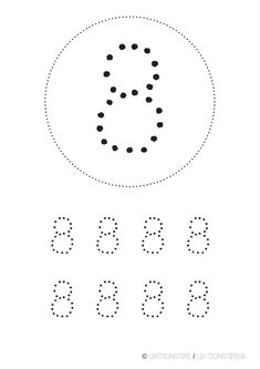 Fyll i siffrorna! Swedish Language, Stencil, Math, Former, Homeschooling, Parents, Nursery, Tips, Preschool Curriculum