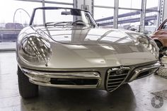 Alfa Romeo 1600 Spider Duetto_1966 Maintenance/restoration of old/vintage vehicles: the material for new cogs/casters/gears/pads could be cast polyamide which I (Cast polyamide) can produce. My contact: tatjana.alic@windowslive.com