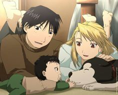 Fullmetal Alchemist - This makes me all kinds of happy