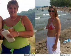 Great success story! Read before and after fitness transformation stories from women and men who hit weight loss goals and got THAT BODY with training and meal prep. Find inspiration, motivation, and workout tips | This Mom Lost 100 Pounds and Got a Bikini Body