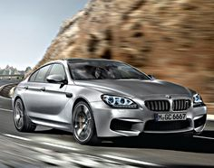 2013 BMW M6. I see one of these sometimes when I'm on the school run. Need to splash cold water on my face afterwards.