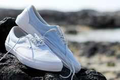 Native Hawaiian design firm SIG ZANE was recently commissioned to help design a series of limited edition Vans shoes that culled inspiration from the authentic Hawaiian spirit.