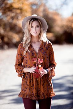 Fall in love with this romantic romper!