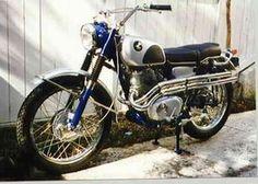 Honda 250 Scrambler   1963 Honda 250 Scrambler - The First Ride on a motorcycle