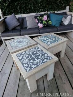 Jogja tiles for coffee table, can we sell at below 1 jt?