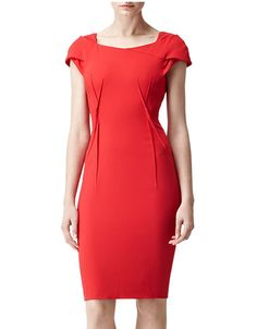 Reiss Venna Boat Neck Shift Dress-Chinese wedding reception dress    Purchased for full price $360 on a no tax weekend (Aug 2012)