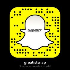 Add @greatistsnap for a behind-the-scenes look at Greatist HQ. #Snapchat #Greatist http://greatist.com/live/greatist-is-on-snapchat