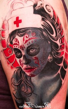 1000 images about tattoos on pinterest cover up tattoos day of the dead and pin up girls. Black Bedroom Furniture Sets. Home Design Ideas