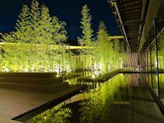 Garden Terrace Miyazaki by Kengo Kuma