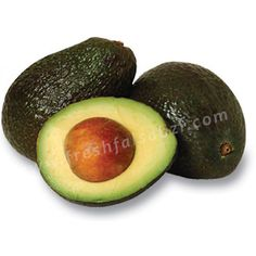 Avocado - Avocado is consumed mostly as a fresh fruit,it is a high-fat fruit,which contains rare sugars of high carbon number.