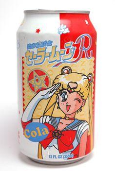sailor moon cola