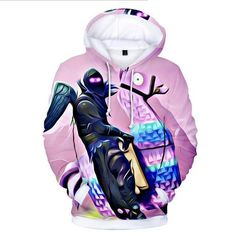 Horror Flame 3d Print Unisex Fortnite Hoodies Men Sweatshirts In