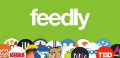 Sad to see Google Reader die, glad to see Feedly coming on strong