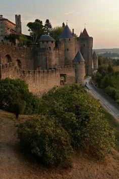 Carcasona es una comuna francesa, capital del departamento del Aude, en la región de Languedoc-Rosellón-Mediodía-Pirineos, situada en el sur de Francia, a medio camino entre Perpiñán y Toulouse.