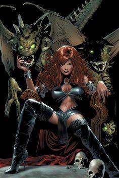 Women of Marvel: Goblin Queen