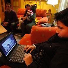 El 40% de los niños no hacen deporte porque se dedican a jugar con videojuegos