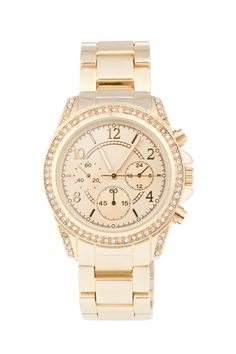great gold watch