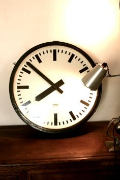 1000 Images About Vintage Wall Clocks On Pinterest