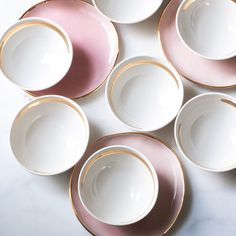 suite-one-studio-rose-and-gold-dessert-plates-with-gold-brushstroke-bowls.jpg