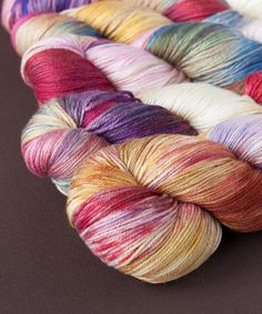 Tricksy Knitter - Merino & Silk Knitting Kit - Unicorns