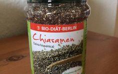 SUPERFOOD CHIA-SAMEN   Mehr Infos auf: http://www.kraeutergarten-magazin.de/rezepte/chia-samen-koennen-heisshungerattacken-vermeiden/