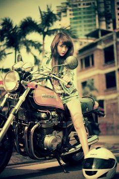 Kawasaki zephyr Innocently mean