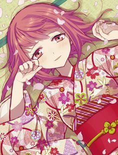 Kimono Sakura
