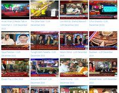 Pakistani Talk Shows � 11th of December 2015