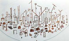Croquis de Espetáculo, de Ana Mazzei - 32ª Bienal