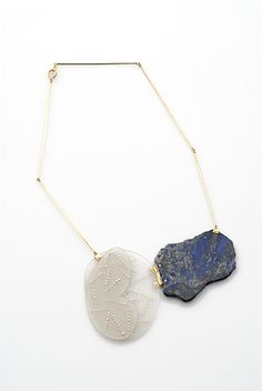 Alternatives gallery for contemporary jewellery - Marzia Rossi