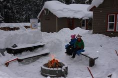 Family Adventures in the Canadian Rockies: Winter Camping with Kids Part Two (no tent! Best Tents For Camping, Cool Tents, Camping With Kids, Family Camping, Outdoor Camping, Camping Outdoors, Camping Ideas, Outdoor Gear, Kayak Camping