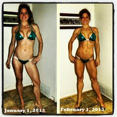 Melissa Bender Fitness: My First Bikini Competition Prep: Month 1 Workouts