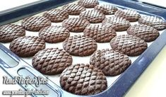Ingredients for Cocoa Cookies RecipeFor the g butter or margarine (taken out of the refrig Cocoa Cookies, Diet Recipes, Dessert Recipes, Desserts, Most Delicious Recipe, Recipe Sites, Scones, Yummy Food, Postres
